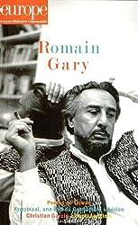 Europe, N° 1022-1023, juin-juillet 2014 : Romain Gary