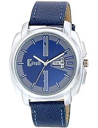 Cavalli Analogue Blue Dial Men's & Boy's Watch - Cs2665