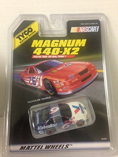 tyco-ho-scale-440x2-ford-taurus-6-slot-car-by-tyco