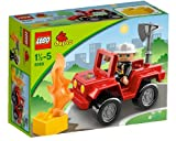LEGO Duplo 6169 - Feuerwehr-Hauptmann Test