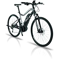 BH REBEL CROSS LITE GRIS - BLANCO MD