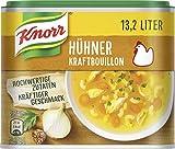 Knorr Hühner Kraftbouillon Dose Ergiebigkeit, 3er Pack (3 x 13.2 l)