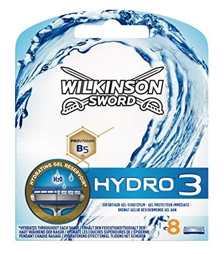 Wilkinson Rasierklinge Hydro 3  im Test