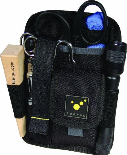 feuerwehr holster tee-uu PARA Rettungsdienst-Holster (19,5 x 14 x 2,5cm) - Der Bestseller unter den Rettungsdienst-Holstern!