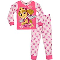 Paw Patrol Girls Pyjamas Ages 18 Months to 6 Years