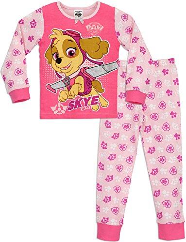 Paw Patrol - Pijama para niñas - La Patrulla Canina - 2 - 3 Años
