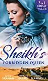 Sheikh's Forbidden Queen: Zarif's Convenient Queen / Gambling with the Crown (Heirs to the Throne of Kyr, Book 1) / More Precious than a Crown (Mills & Boon M&B)