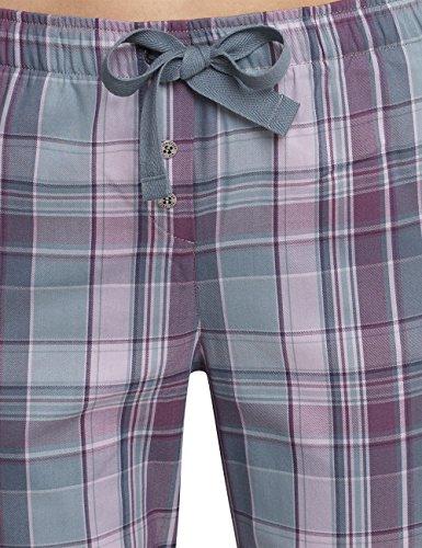 Schiesser, Bas de Pyjama Femme Grün (Mineral 709)