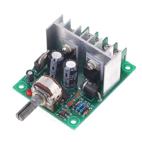 xh-p12095%-95% 6,5-20V 10A Temperatur Modulator grün silber Ton A/v-modulator