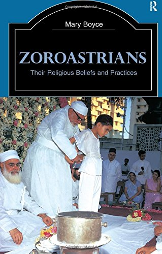 Zoroastrians: Their Religious Beliefs and Practices (The Library of Religious Beliefs and Practices) por Mary Boyce
