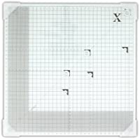 Xcut Plantilla de corte para vidrio templado (33x33cm)