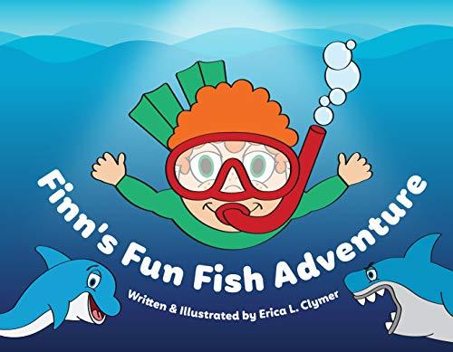 Finn's Fun Fish Adventure (English Edition)