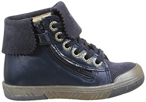 Babybotte Artistar, Chaussures Lacées Fille Bleu (431 Marine)