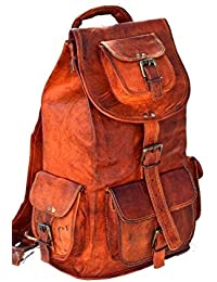 Mk Bags Genuine Leather Casual Backpack 16   Vintage Women s 450 0caaf28e2615a