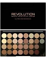 Make-up Revolution Ultra 32Schatten Lidschatten Palette, jenseits von makellos
