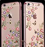 Best Iphone 6 Plus Case For Girls - DORRON Girl's Soft TPU 3D Laser Printed Back Review