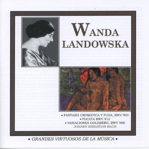 Grandes Virtuosos de la Música: Wanda Landowska