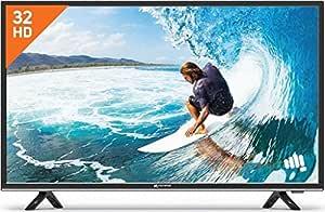 Micromax 81 cm (32 Inches) HD Ready LED TV I-Tech 32T8260HD/32T8280HD (Black)