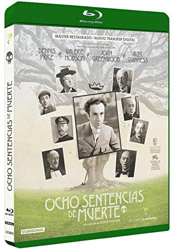 8 sentencias de muerte [Blu-ray] 51gx2kg0V4L
