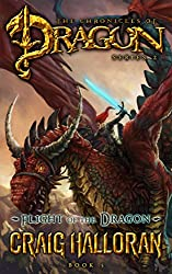 Flight of the Dragon (The Chronicles of Dragon, Series 2, Book 5 of 10) (Tail of the Dragon)