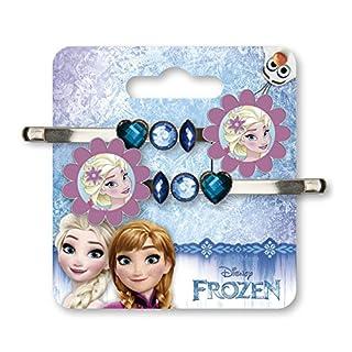 Arditex Frozen Haarspangen, Mehrfarbig, mittelgroß