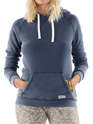 Billabong Essential Womens Pullover Hoody DEEP INDIGO