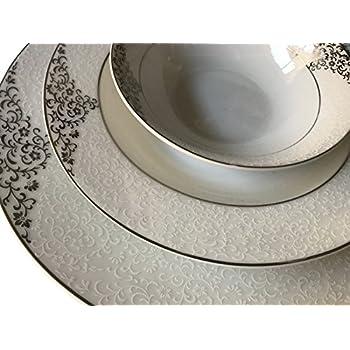28-Teilig Tafelservice Ess Service Porzellan Set Geschirr