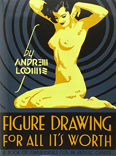 Portada del libro Figure Drawing for All it's Worth by Andrew Loomis (Facsimile, 27 May 2011) Hardcover