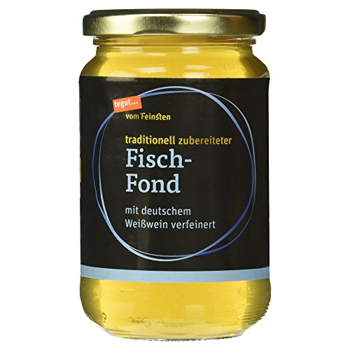 tegut… vom Feinsten Fisch-Fond, 350 ml