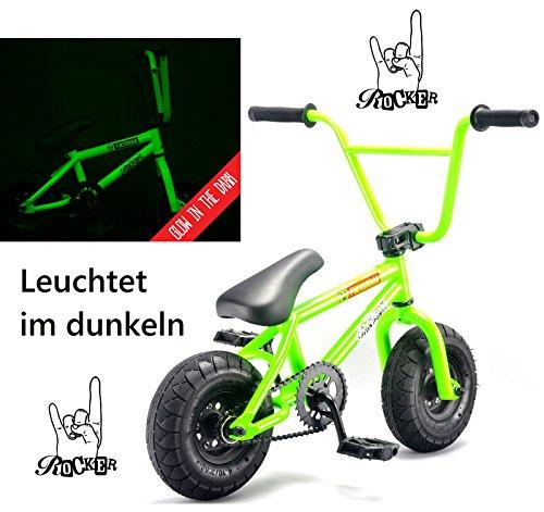 Rocker Mini BMX Fukushima Irok (Leuchtet Im Dunkeln)