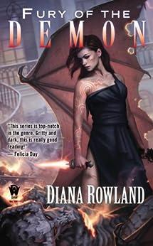 Fury of the Demon: Demon Novels, Book Six (Kara Gillian) von [Rowland, Diana]
