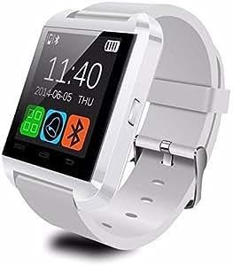 STARK U8 - A + Smartwatch(White Strap)