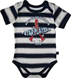Body t-shirt bébé - Collection officielle PSG - PARIS SAINT GERMAIN - Bebe Baby Puericulture football ' Supporter ' - Ligue 1