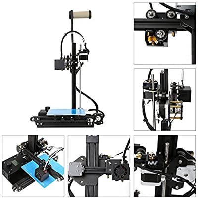 CREALITY 3D Ender-2 Metal frame machine Reprap prusa i3 3d printer 3d drucker Mini 3D Printer kompakte und beliebte Drucker mit hervorragenden Druckergebnissen