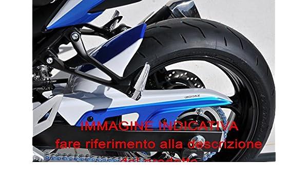 Garde-boue arri/ère Ermax pour GSR 750 2011 2016 et GSX S 750 2015 2016 brut non peint