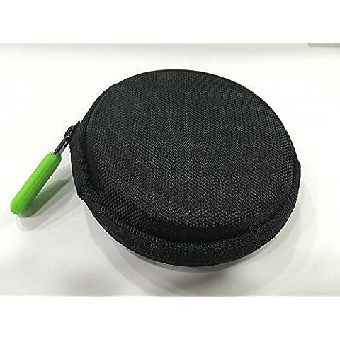 XJoel portatile tasto dell'auricolare del sacchetto della moneta della borsa