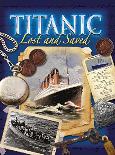 Titanic: Lost and Saved (Wayland One Shots Book 7) (English Edition)