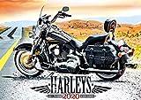 Harley Davidson 2020 Calendar - Gifts - Accessories