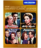 Tcm Greatest Classic: Legends - Joan Crawford [DVD] [Region 1] [NTSC] [US Import]