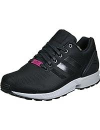 adidas Originals ZX Flux GTX S76442 Black Sneaker Schuhe Shoes Mens Gore Tex