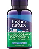 Higher Nature 1000mg MSM Joint Complex - Pack of 90 Tablets by Higher Nature