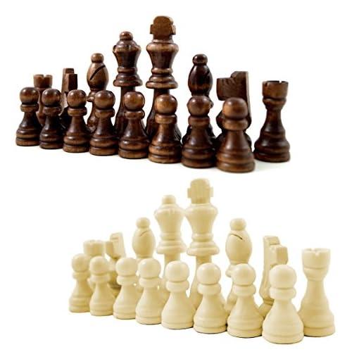 Schachfiguren-aus-Holz-mit-Filzgleiter