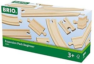 Brio - Pack de ampliación de vías básico (33401)