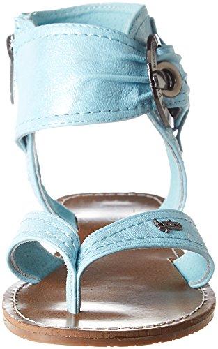 Les Ptites Bombes Damen Thalie Sandalen Blau (Bleu)