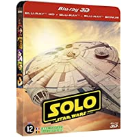 Solo : a Star Wars story - steelbook 3D + 2D + bonus