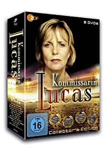 Kommissarin Lucas - Box/Folge 01-12 [Collectors Edition / 6 DVDs] [Collector's Edition]