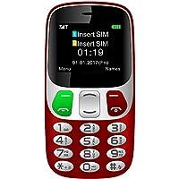 YINGTAI T47 2G Teléfono Móvil para Personas Mayores con Teclas Grandes, Gran Pantalla 2.4