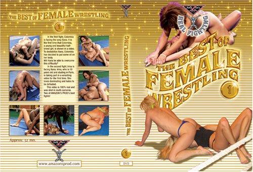 Female Wrestling - The Best Of Vol. 1
