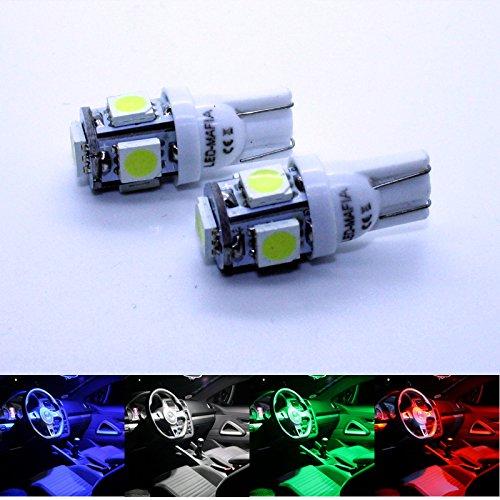 led-mafia-2-led-con-attacco-t10-in-vetro-w5w-led-con-5-smd-connettore-pin-per-illuminazione-dinterni