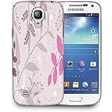 Snoogg Patrón De Color De La Luz Funda Carcasa de diseño para Samsung Galaxy S4Mini i9190